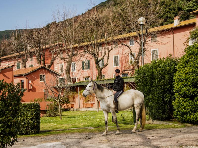 Maneggio e agriturismo in toscana foto e video cavalli for Piani di casa di fattoria di cavalli